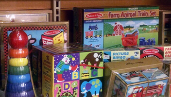 Hilsher's General Store Toys